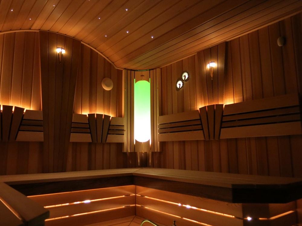 финская баня в москве